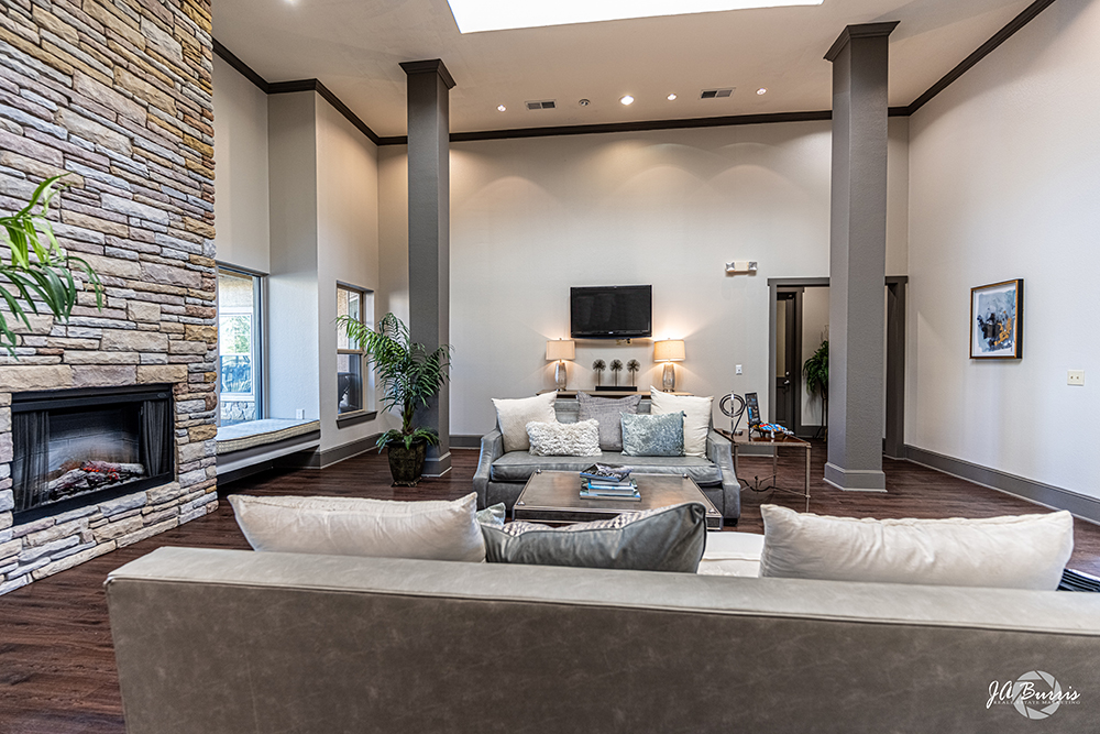 Blue Ridge Apartments lobby