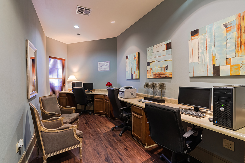 Blue Ridge business center