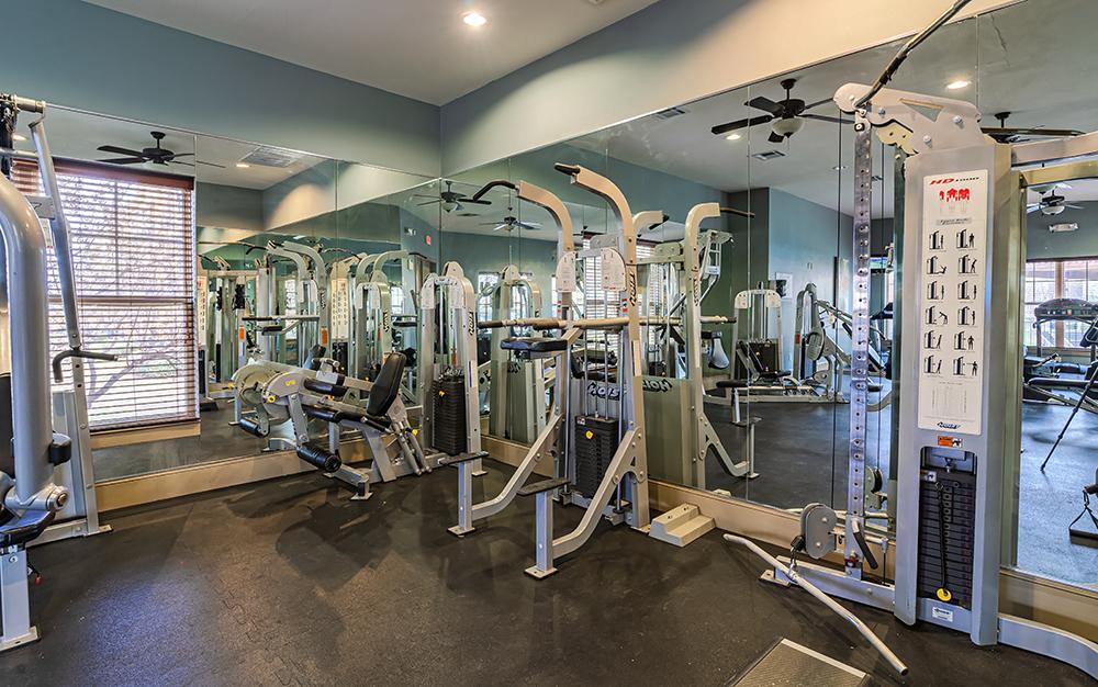 Blue Ridge gym