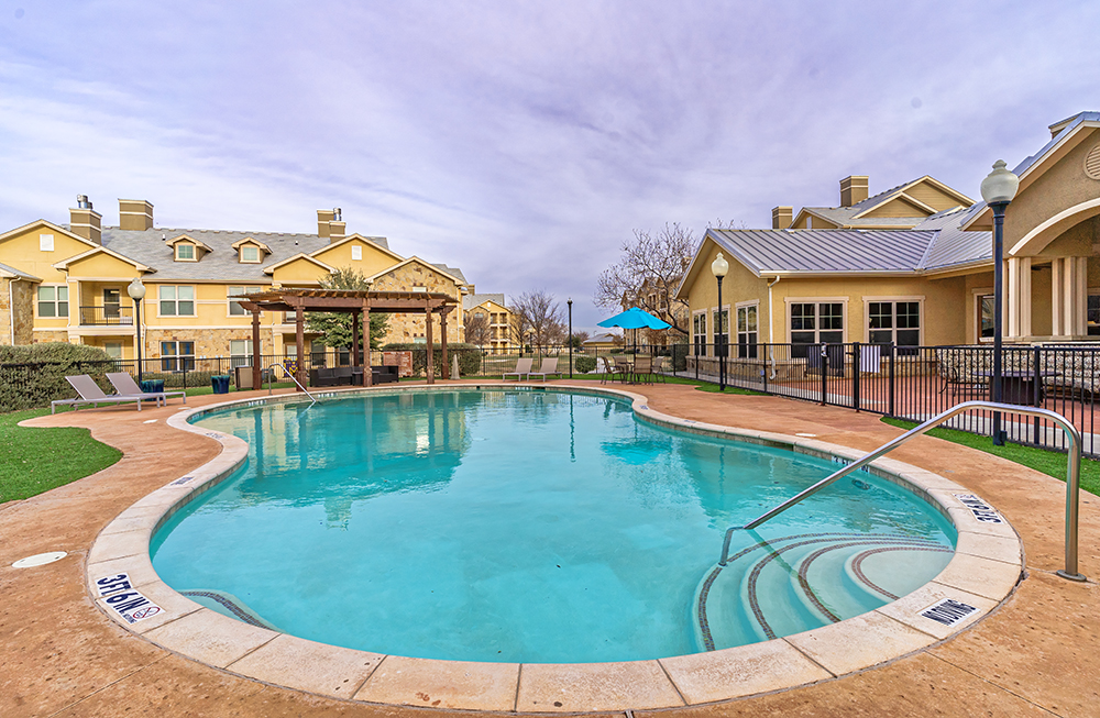Blue Ridge pool