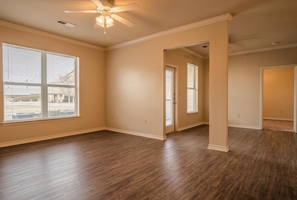 Blue Ridge Apartments living area