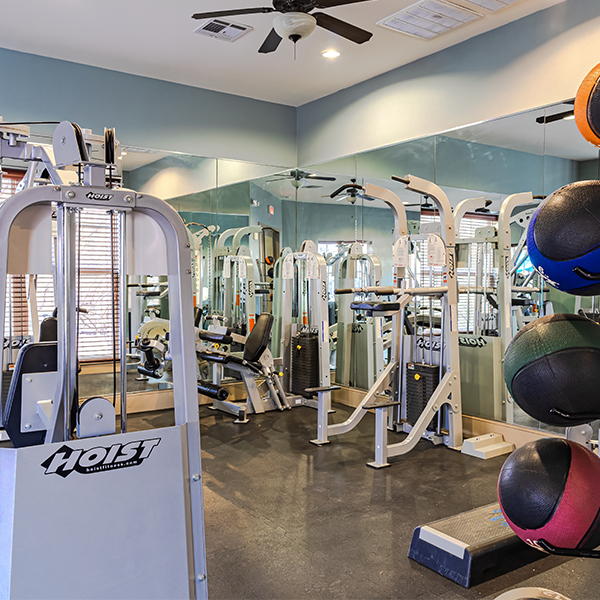 Blue Ridge Apartments Fitness Center